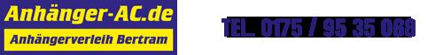 Anhängerverleih Bertram Logo